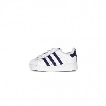 scarpa bassa bambino superstar el i CLOUD WHITE/NIGHT SKY/CLOUD WHITE