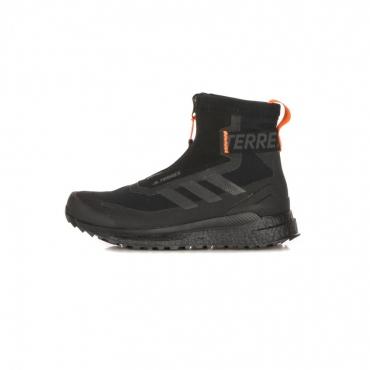 scarpa outdoor uomo terrex free hiker crdy x gore-tex CORE BLACK/CORE BLACK/ORANGE