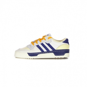 scarpa bassa uomo rivalry low premium CLOUD WHITE/VICTORY BLUE/CLOUD WHITE
