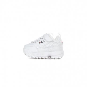 scarpa bassa bambino disruptor e infants WHITE