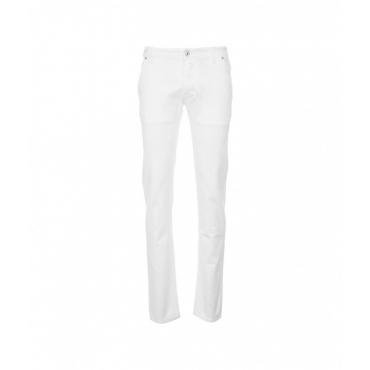 Pantalone Slim Fit Leonard bianco