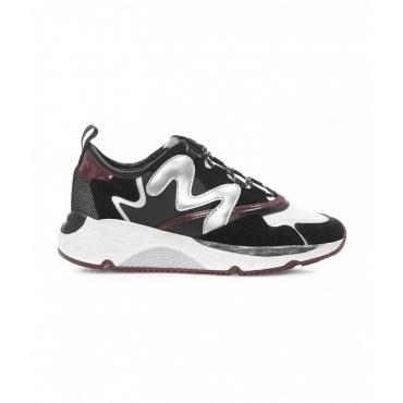 Sneakers New Running nero