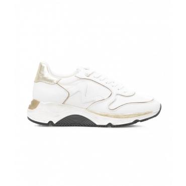 Sneakers Running bianco