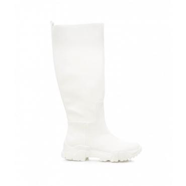 Rain boot Pedula bianco