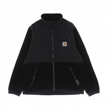 giubbotto pile uomo nord jacket BLACK/BLACK