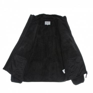 orsetto uomo jackson sweat jacket BLACK