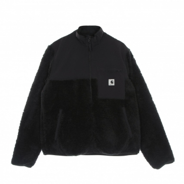 orsetto donna w jackson sweat jacket BLACK/BLACK