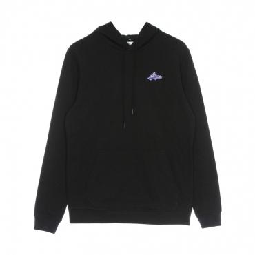 felpa cappuccio uomo starter pack hoodie BLACK