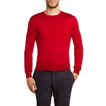 Pullover slim fit in lana merino RUBY2 RUBY2