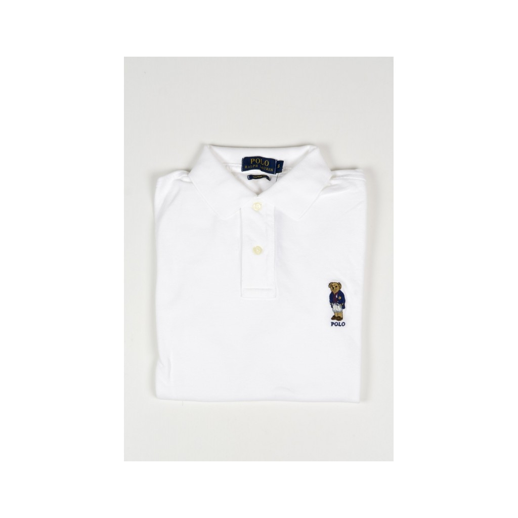 Polo Manica Corta Uomo - A12Kj646C8312 A1000 Bianco A1000 Bianco