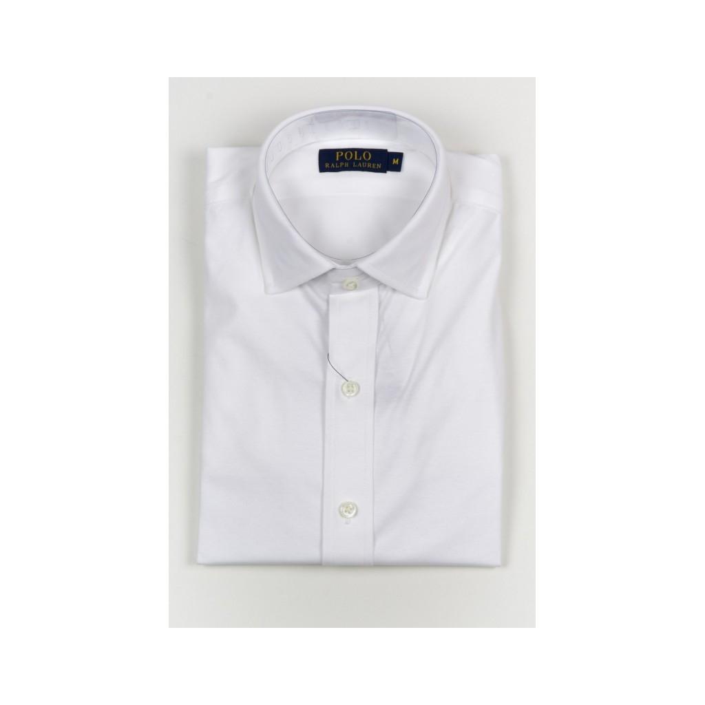 Camicia Uomo - A18Kscn7Cggfq A1000 Bianco A1000 Bianco