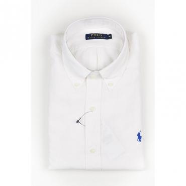Camicia Uomo - A04Wbdplltime A1000 Bianco A1000 Bianco