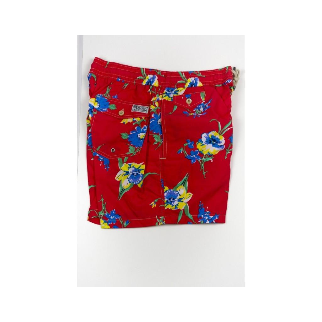 Short Uomo - A75Aw55Ly55Ab M6699 - rosso M6699 - rosso