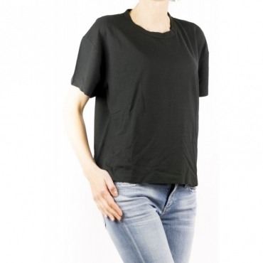 T-Shirt Donna - 8517123 Z0480 T-Shirt Over Ice Cotton Z0015 - nero Z0015 - nero