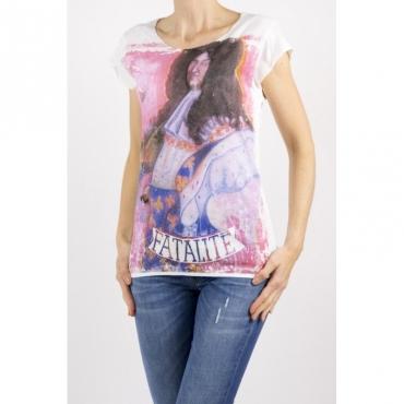 T-Shirt Donna - 2.3 T-Shirt Bianco Resole Resole