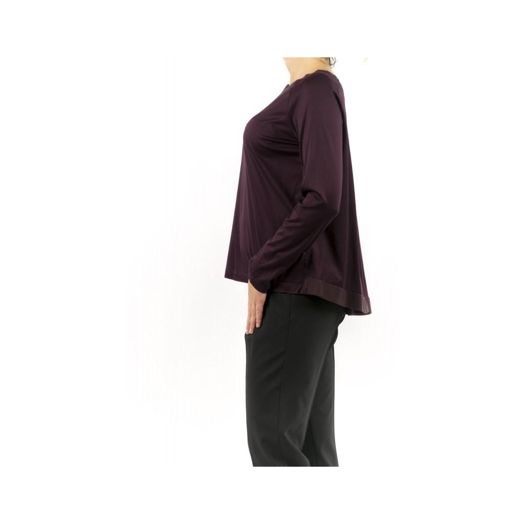 T-Shirt - P5I128 236 - vino 236 - vino