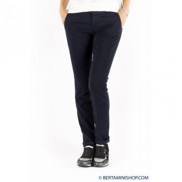 Pantalone Donna - Roxane Raso 001 - blu 001 - blu