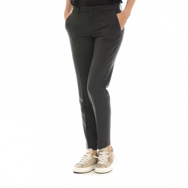 Pantalone Donna - Cdvsny po36 0240 - Grigio 0240 - Grigio