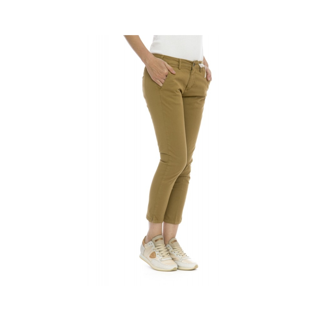 Pantalone donna - Melitas 9531 tinta unita W1101 W1101