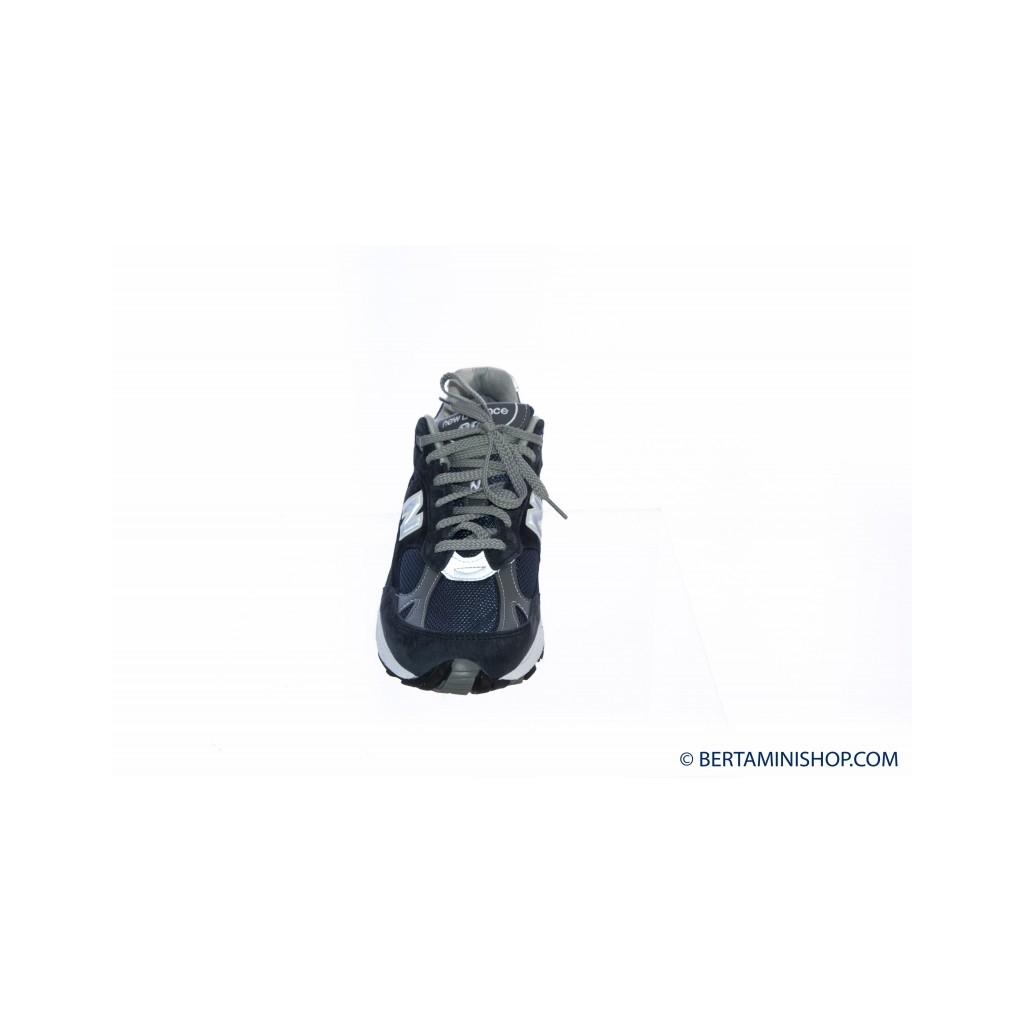 Sneakers Uomo- M991 made in uk mesh suede NV - Blu NV - Blu