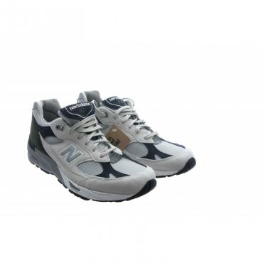 Sneakers Uomo- M991 made in uk mesh suede WGN - Grigia Blu WGN - Grigia Blu