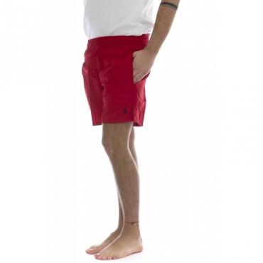 Bermuda - A75aw452y3182 short tinta unita A6K00 - rosso A6K00 - rosso