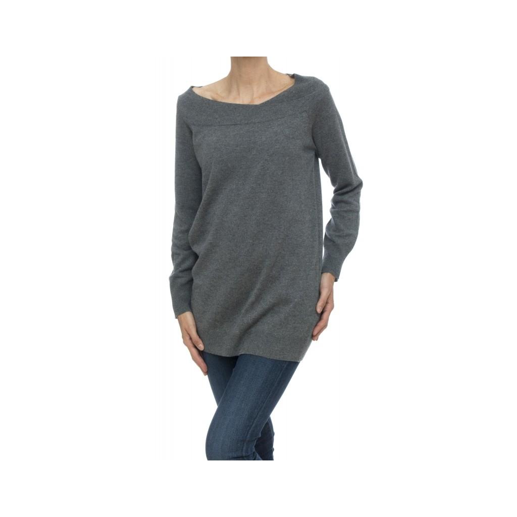 Maglia Donna- 4516/82 32 - grigio medio 32 - grigio medio