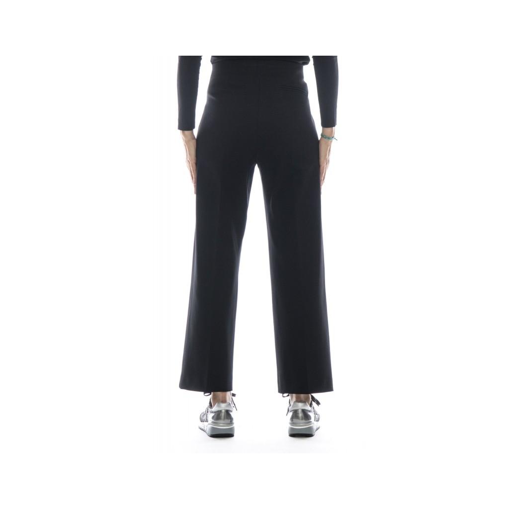 Pantalone donna - J4006 003 - nero 003 - nero