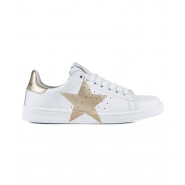 Sneaker white white