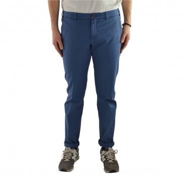 Pantalone Verdera Uomo Superslim Stretch 15 BLUETTE 15 BLUETTE