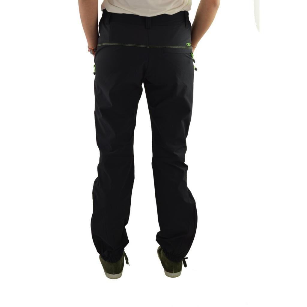 Pantalone Cmp Donna Tecnico Stretch 289P NERO 289P NERO