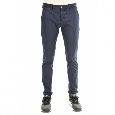 Pantalone Verdera Uomo Vintage Elasticizzato 21 BLU 21 BLU