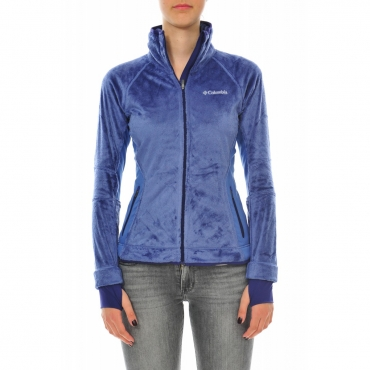 Pile Columbia Donna Powerstretch Orsetto 508 BLUEBELL 508 BLUEBELL