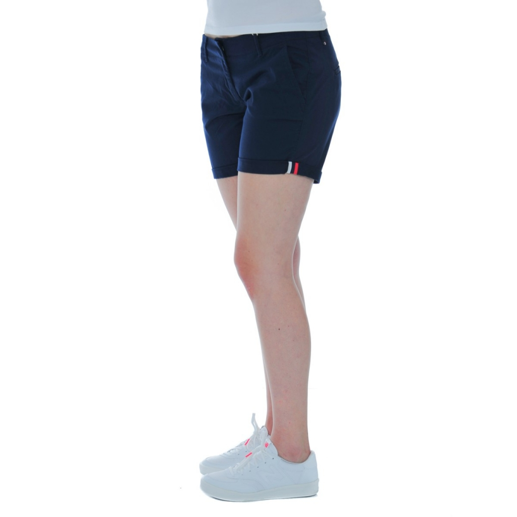 Short Tommy Hilfiger Donna 418 DRESS BLUE 418 DRESS BLUE