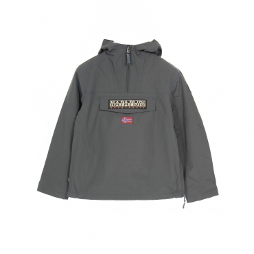 Rainforest Ragazzo Napapijri K Cappuccio Winter 198 DARK GREY 198 DARK GREY