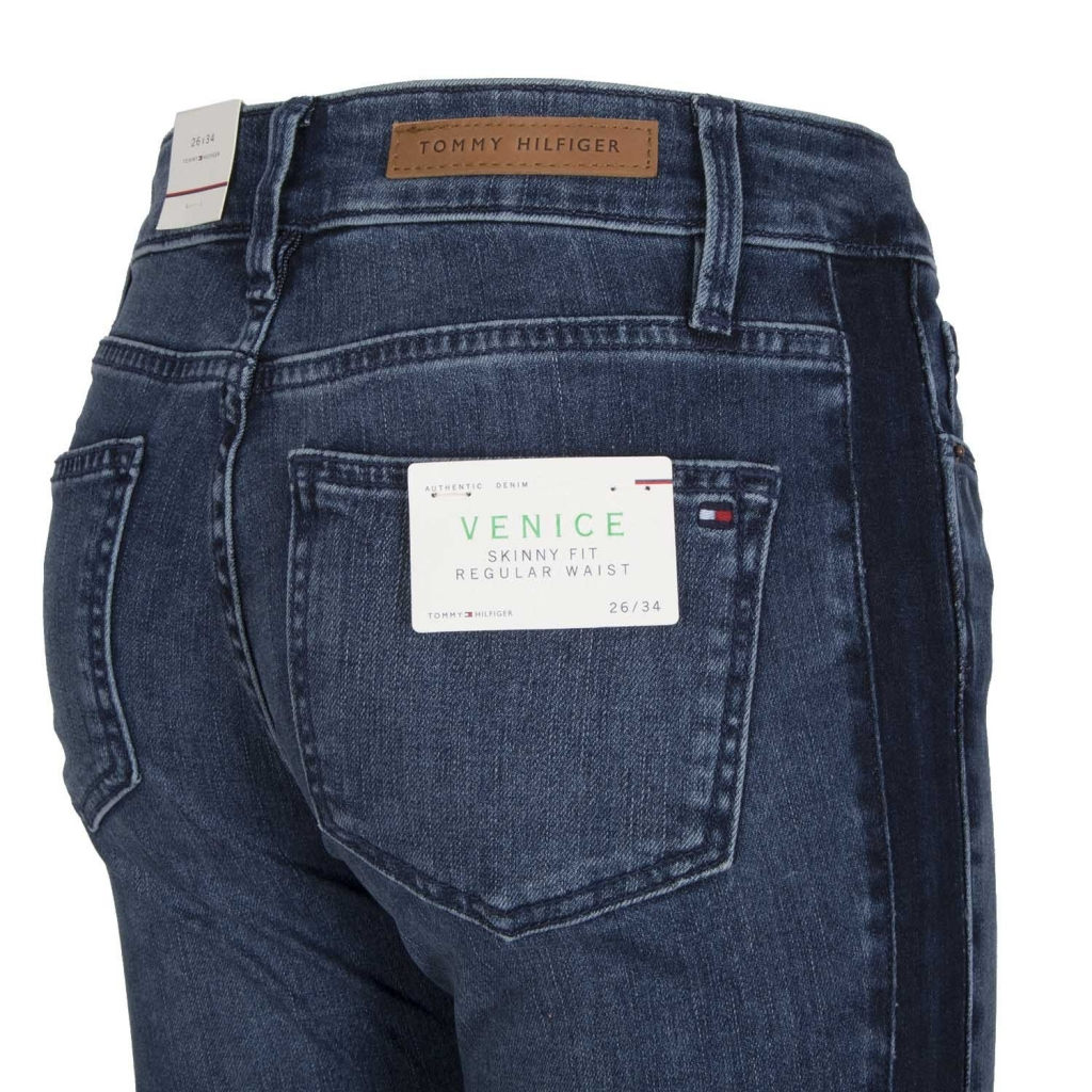 Jeans skinny Venice e fascia laterale scura 912CARRIE 912CARRIE