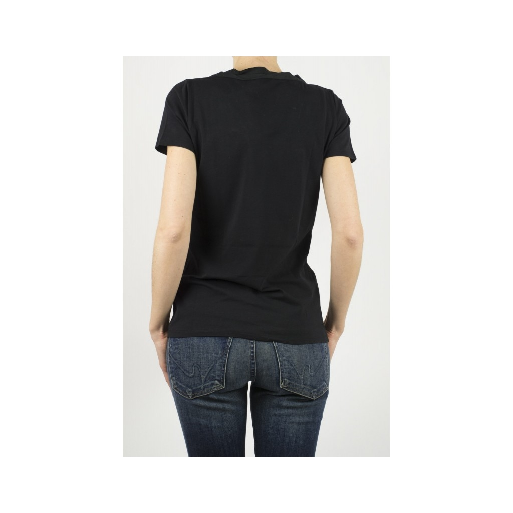 T-Shirt Donna - 6516/75 13 T-Shirt donna NERO NERO
