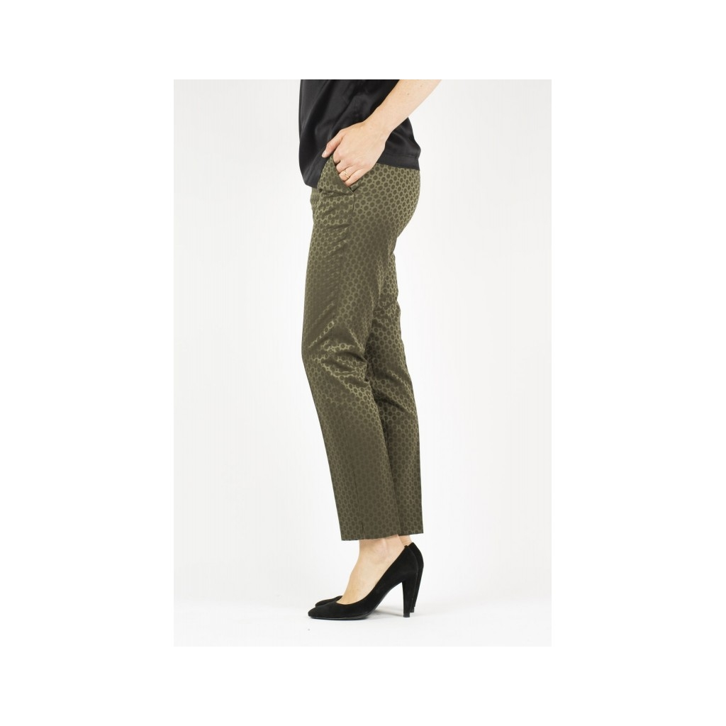 Trousers Woman - Sny Bl05 Fantasia 155 - military