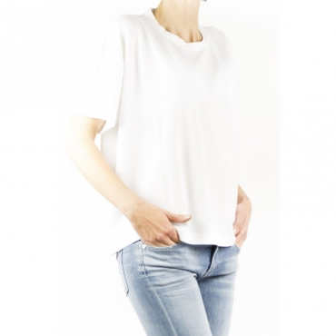 T-Shirt Donna - 8517123 Z0480 T-Shirt Over Ice Cotton Z0001 - bianco Z0001 - bianco