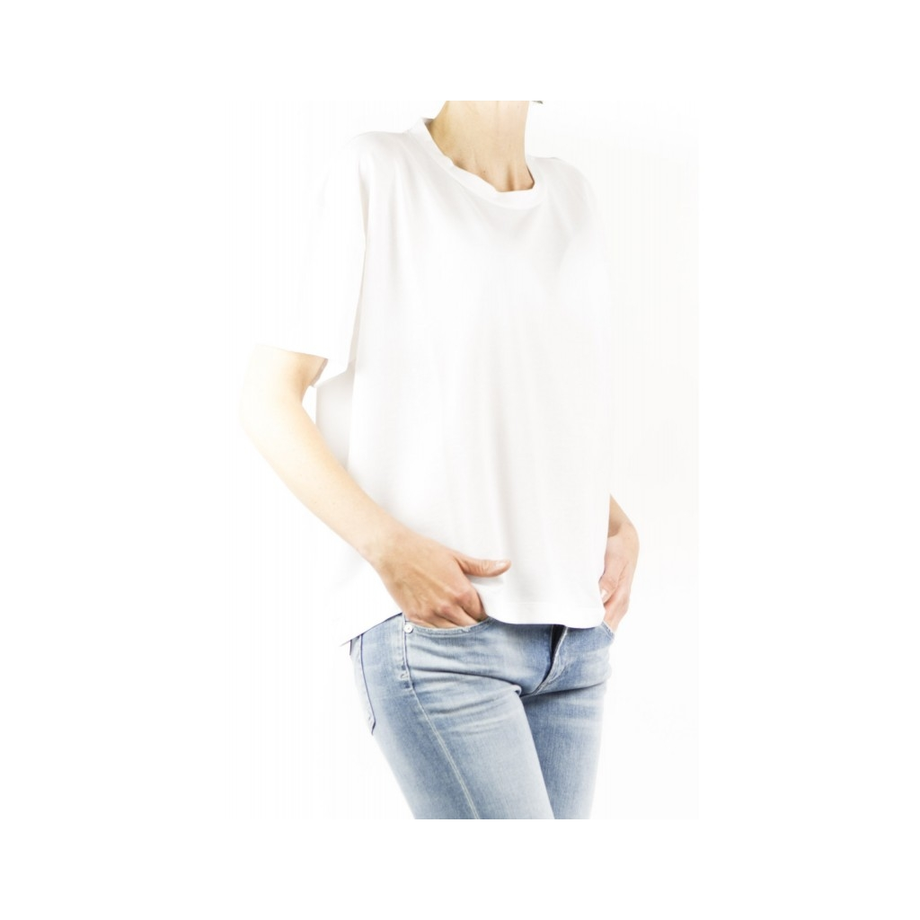 T-Shirt Donna - 8517123 Z0480 T-Shirt Over Ice Cotton Z0001 - bianco Z0001 - bianco