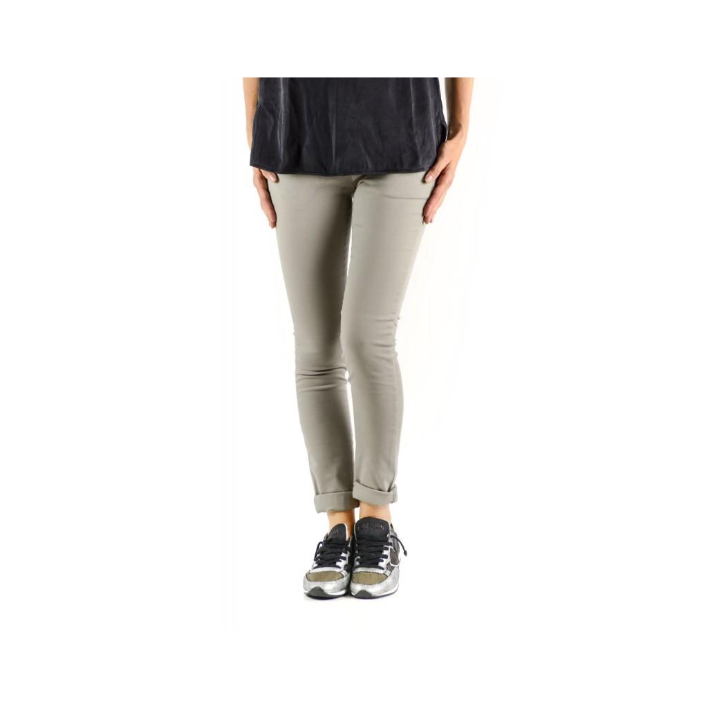 Pantalone Donna - V44Iobokt5212 B0D56 - Grigio B0D56 - Grigio