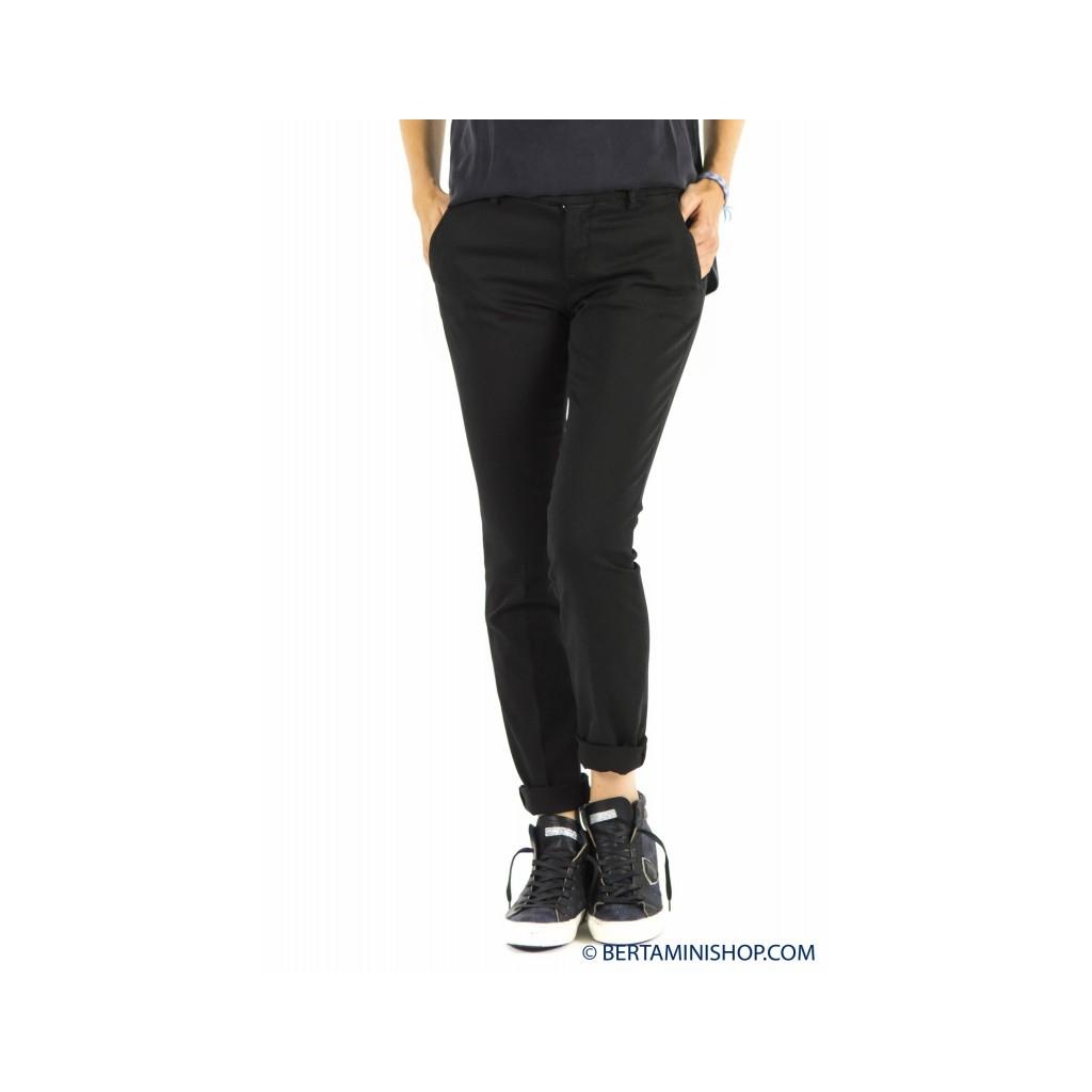 Pantalone Donna - Roxane Raso 020 - nero 020 - nero