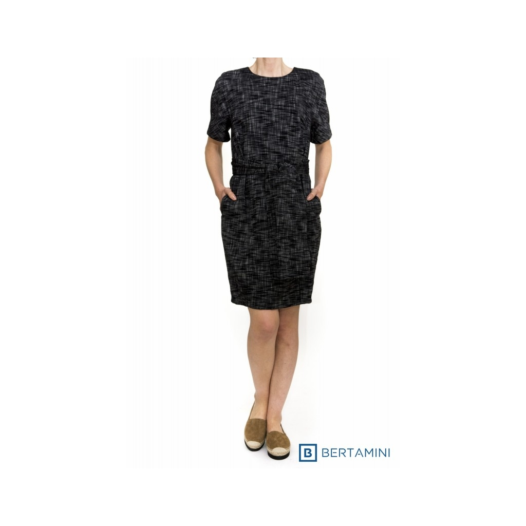 Woman dress - 054 009 - black
