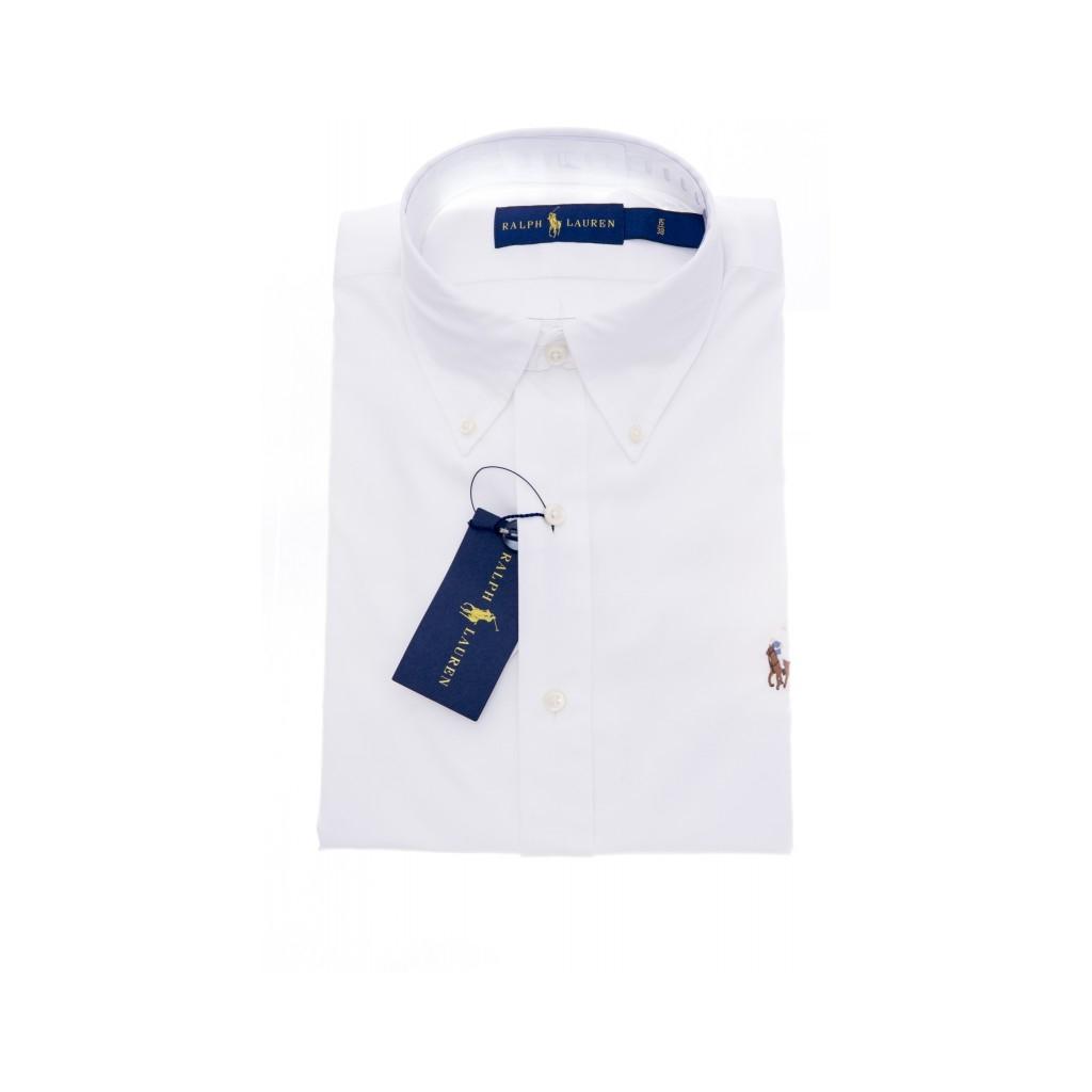 Camicia uomo - A02w3cbpc0040 A1000 Bianco A1000 Bianco