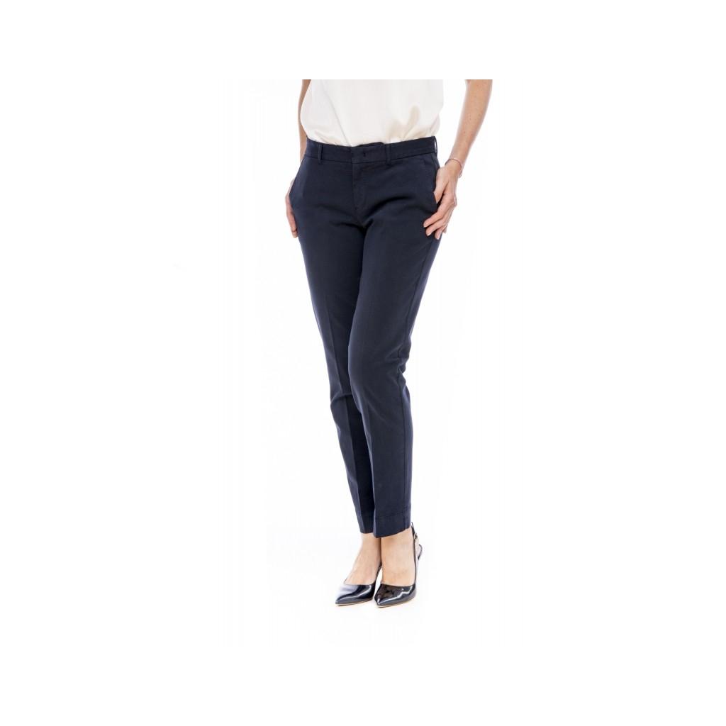 Pantalone donna - Cdvtny mx55 0360 - Blu 0360 - Blu