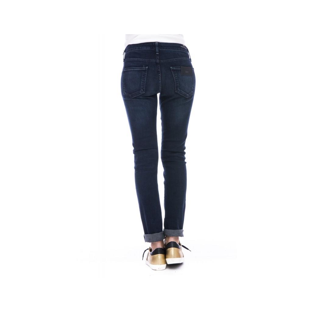 Jeans Donna - Ariel 639 - Mid Night Blue 639 - Mid Night Blue