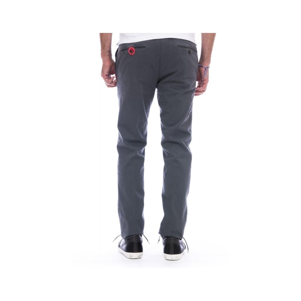 Pantalone Uomo - CPD601 NT60 0240 - Grigio 0240 - Grigio