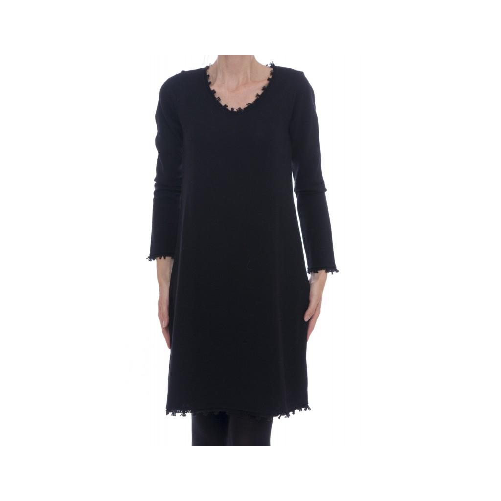 Vestito Donna - 2550/12 13 - Nero 13 - Nero
