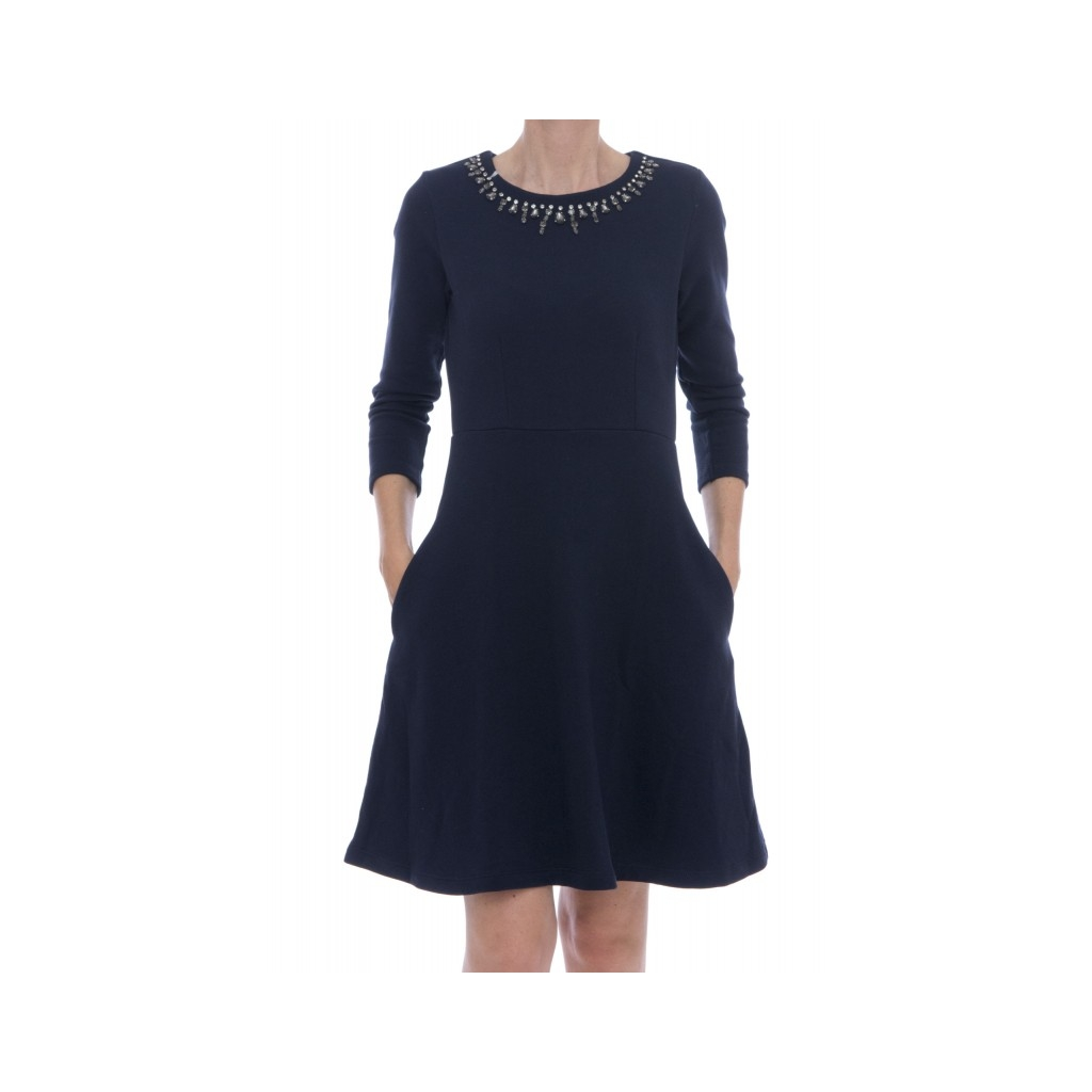 Dress Sun68 Woman - 26227 07 - Navy