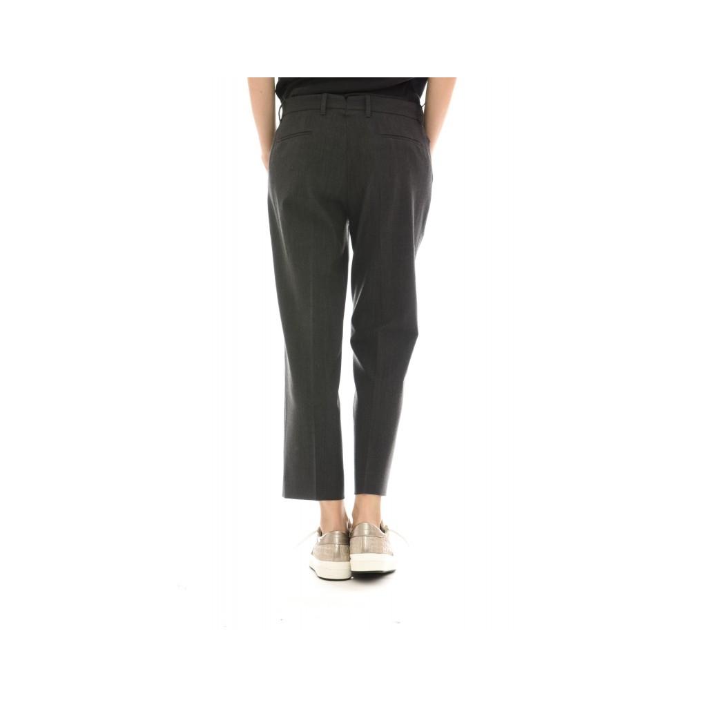 Pantalone Donna - Cdvsra po36 pantalone largo 0240 - Grigio 0240 - Grigio